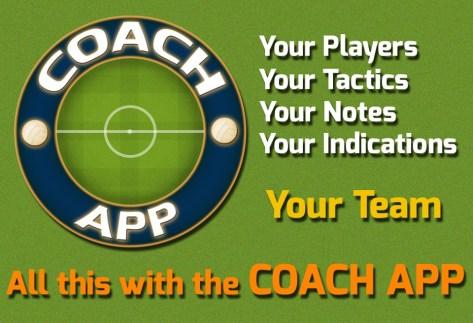 Coach App - As tuas tácticas no Android