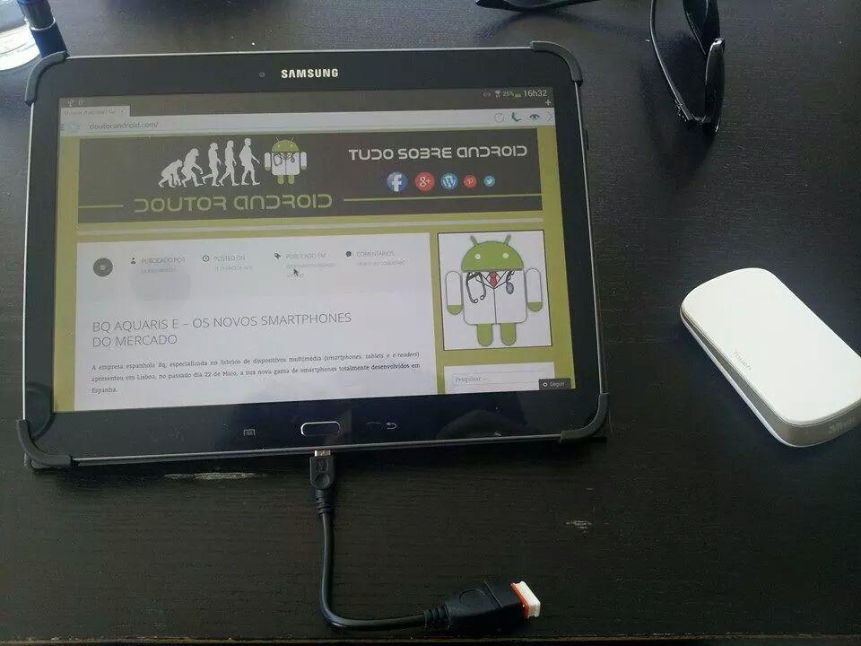 Utiliza o teu Tablet com o Rato do Computador | Dica